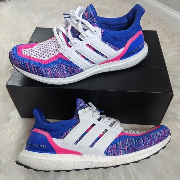 Trade Ultraboost 2 Blue Pink | Poshmark